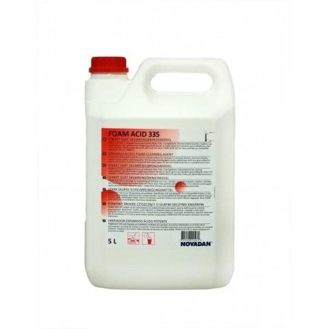 Płyn do mycia powierzchni kuchennych FOAM ACID 335 5L