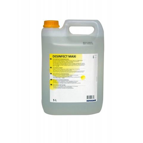 Środek myjąco- dezynfekujący DESINFECT MAXI 19kg
