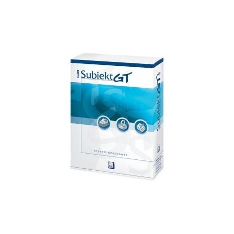 Subiekt GT - system sprzedaży dla handlu [INSERT]
