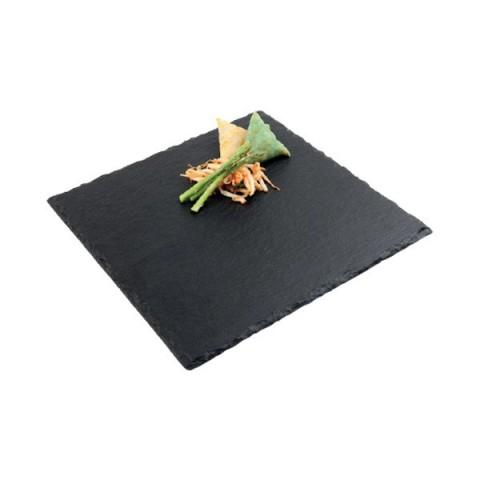 SLATE płyta kwadratowa 30x30cm łupek