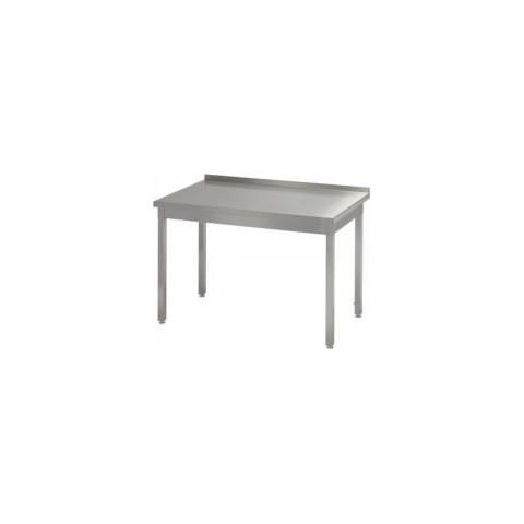 Stół przyścienny bez półki 1000 x 600 x 850mm [STALGAST]