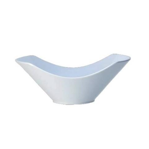 SCOOP miska 35.5x27.5cm biała/1