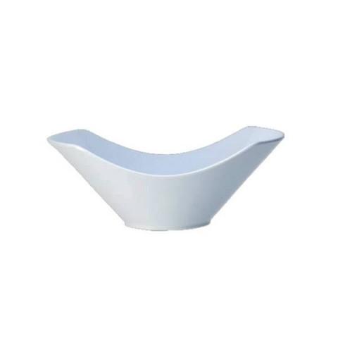SCOOP miska 30x23cm biała /3
