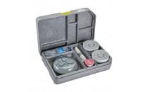 CAMBRO taca termiczna GoBox 37x53x11.8cm talrz dzielony + 2 miski