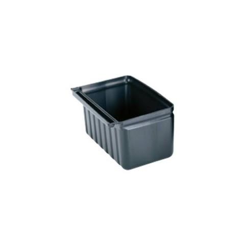 CAMBRO pojemnik 9.5L na sztućce do wózków BC czarny