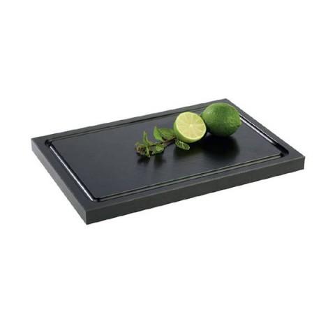 APS deska barmańska 50x30cm czarna
