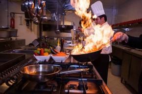 Najważniejsze przepisy BHP w gastronomii