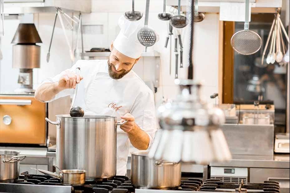 Obowiązki szefa kuchni